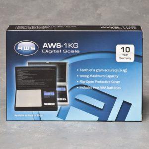 """SCALE 1000G X 0.1G """"AWS"""""""