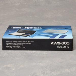 """SCALE 600G X 0.1G """"AWS"""""""