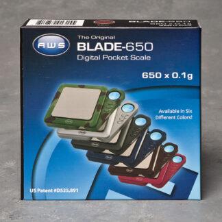 """SCALE 650G X 0.1G """"AWS"""""""