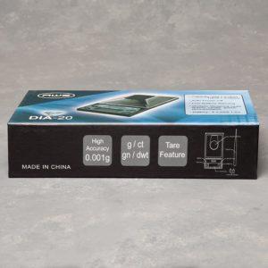 """SCALE 100G X 0.001G """"AWS"""""""