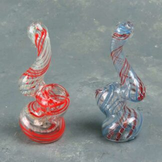 "4"" Mini Sherlock Bubblers"
