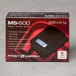 """SCALE 600G X 0.1G """"FASTWEIGH"""""""
