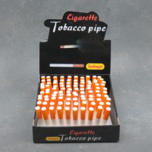 "2.5"" Ceramic Cigarette One Hitter"