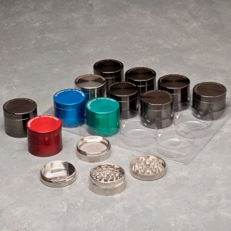 "52mm ""Chromium Crusher"" 4-Part Grinders"