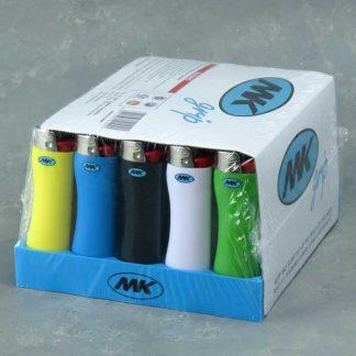 "4"" Disposable Adjustable Butane Lighters"