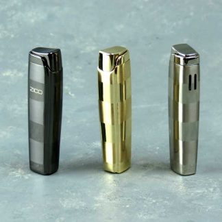 """3"""" Zico Single Torch Refillable Lighters"""
