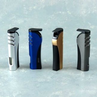 """3.5"""" 3"""" Zico Single Torch Refillable Lighters"""