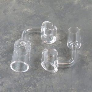 18mm Clear Quartz Bangers