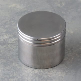 42mm Silver 4-Part Grinders