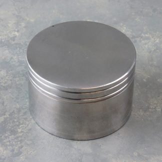 63mm Silver 4-Part Grinders