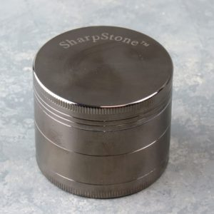 "52mm ""SharpStone"" 4-Part Grinders w/Scoop"