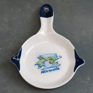 "5"" Minnesota Decorative Ashtrays"