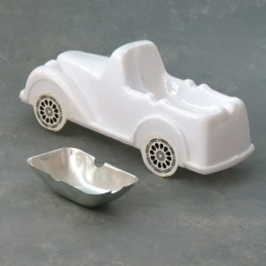 """6.5"""" Old-Time Car Ash Tray"""