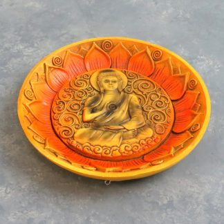 "5"" Buddha Incense Burner/Ash Tray"