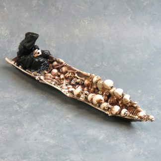 "12"" Styx Ferryman Incense Burner"