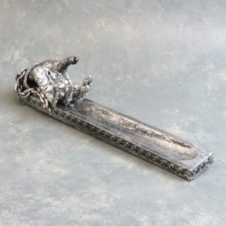"11"" Dragon Claw Incense Burner"