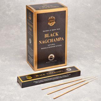 Black Nag Champa Incense Sticks