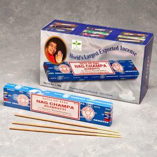 Satya Nag Champa Incense Sticks