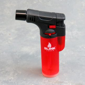 "5"" Blink Gun Torch Lighters (Plastic)"