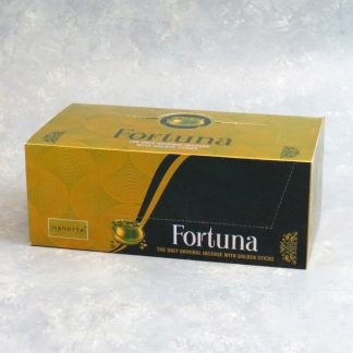 12pk Nandita Fortuna Incense Sticks (15g packs)