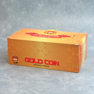 12pk Anand Gold Coin Incense Sticks (15g packs)