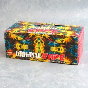12pk Anand Original Vape Incense Sticks (15g packs)