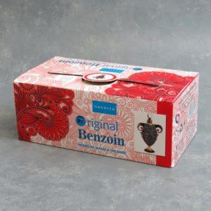 12pk Nandita Original Benzoin Incense Sticks (15g packs)