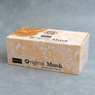 12pk Nandita Original Musk Incense Sticks (15g packs)