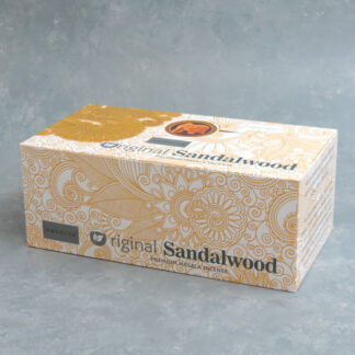 12pk Nandita Original Sandalwood Incense Sticks (15g packs)