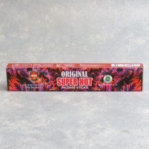 12pk Anand Super Hot Incense Sticks (15g packs)