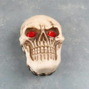 "5"" Skulls Ashtray w/Lid"