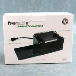 Powermatic II+ Cigarette Injector