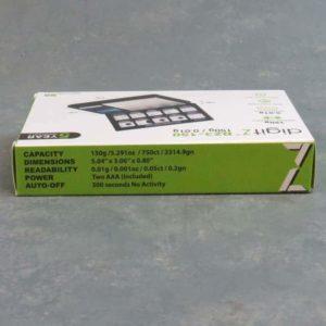 digitZ DZ3-150 Flip-Top Digital Pocket Scale 150g x 0.01g