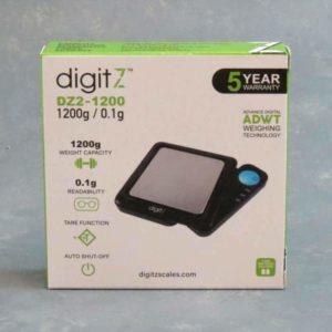 digitZ DZ2-1200 Digital Scale 1200g x 0.1g