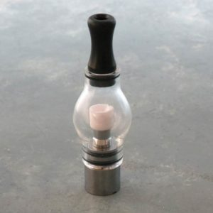eGo Wax Vapor Globe Ceramic w/Drip Tip