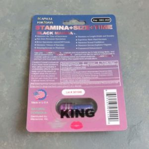 Black Mamba 10K Male Sexual Enhancement Exp 12/31/23