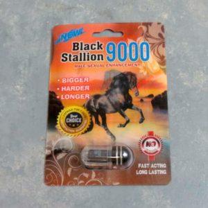 Black Stallion 9000 Male Sexual Enhancement