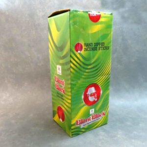 Blunt Black Hand Dipped Incense Display Case (24 30-Stick Packs)