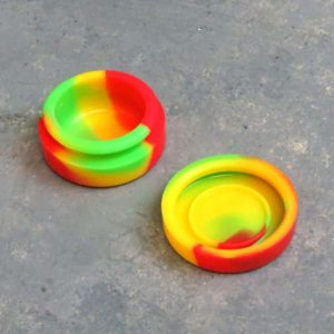 32mm Silicone Containers