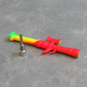 """10mm 6"""" Bazooka Nectar Collectors"""