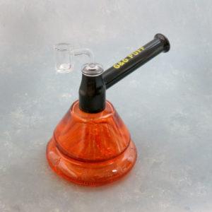 """8"""" G&G Puff Glass/Plastic/Quartz Oil Rig w/Banger"""