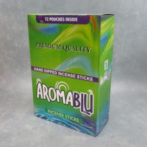 72pk AromaBlu Incense Sticks 24 Aromas