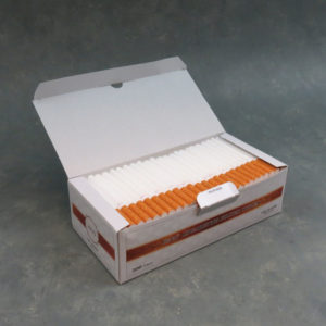 Zico 100's Size Filtered Cigarette Tubes (200 tubes)