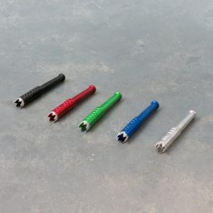 """2.25"""" Aluminum Mini Push-Bats w/Teeth"""