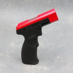 "7"" Maven Model K Windproof Gun-Style Refillable Adjustable Torch Lighter w/Lock"