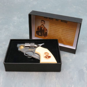 """3"""" Revolver Style Collector's Knife - Doc Holiday"""