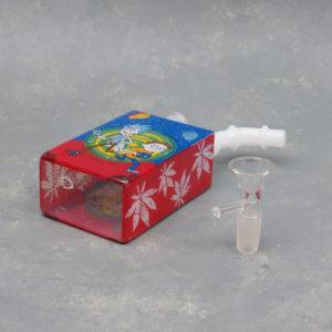 """6"""" Rick & Morty Portal Juice Box Rig"""