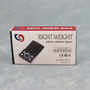 Right Weight RW-009 Digital Jewelry Scale 1000g x 0.1g