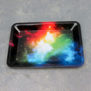 """8"""" Rectangular Metal Cleaning Tray (MIXED STYLES)"""